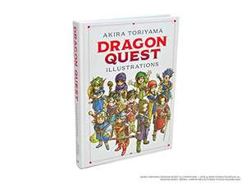 Amazon: Dragon Quest Illustrations: 30th Anniversary Edition