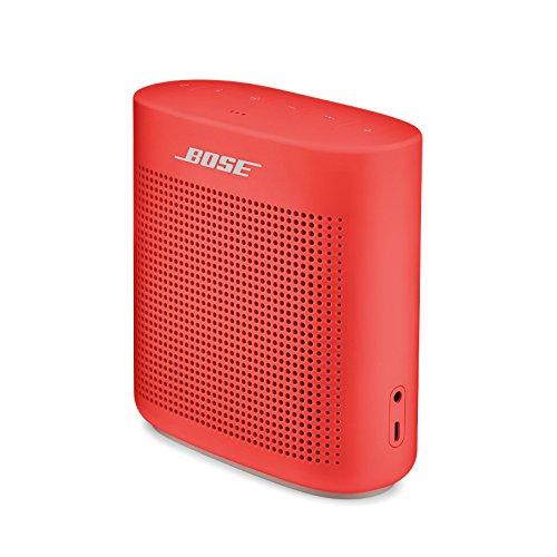Amazon: Bose SoundLink Color Rojo Coral, Pagando con Banorte