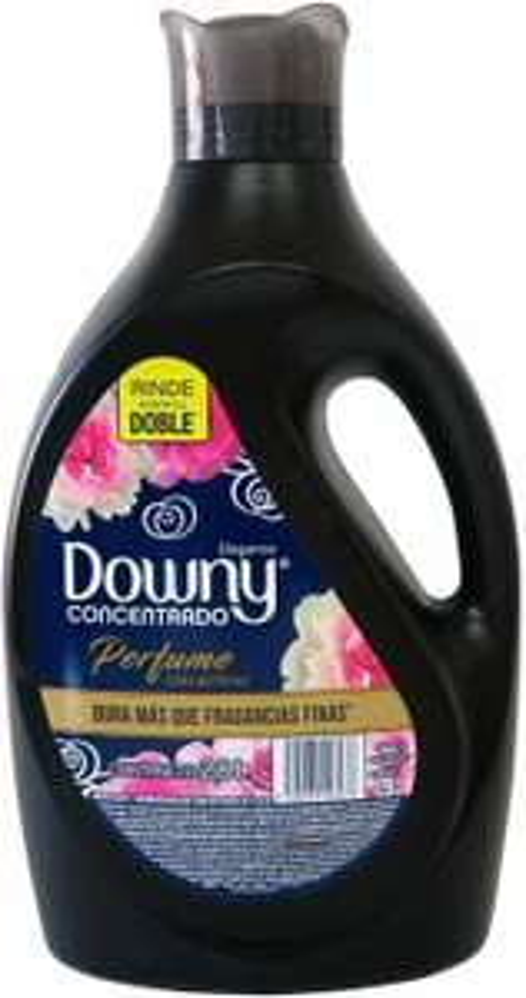 Amazon: Downy perfume collections black elegance suavizante de telas, 2.8 l