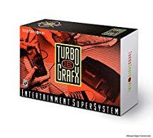 Amazon: Turbografx 16 mini en Preventa