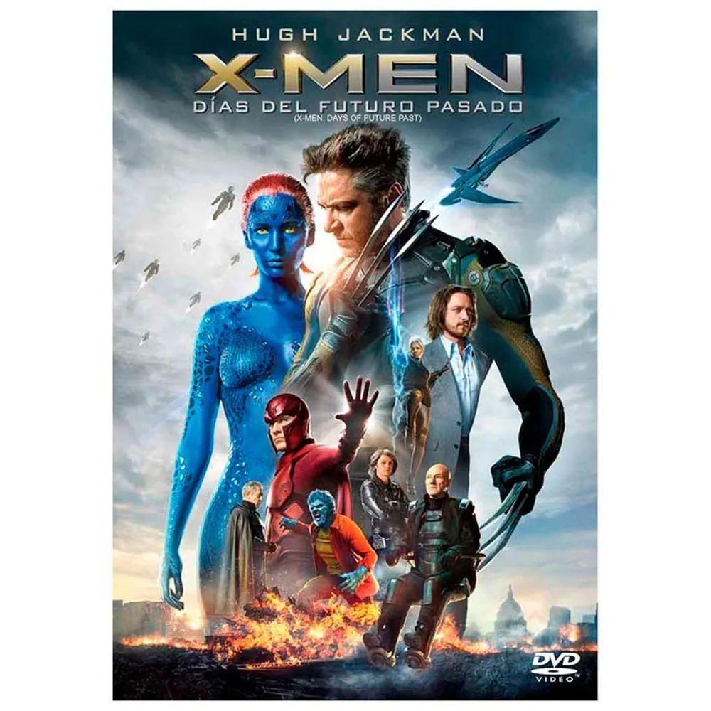 Elektra: X men:  días del futuro pasado dvd