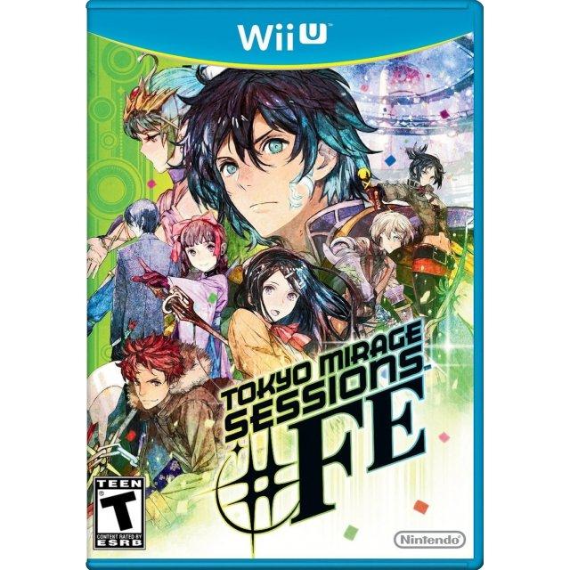 Play-Asia: Tokyo Mirage FE versión America para Wii U