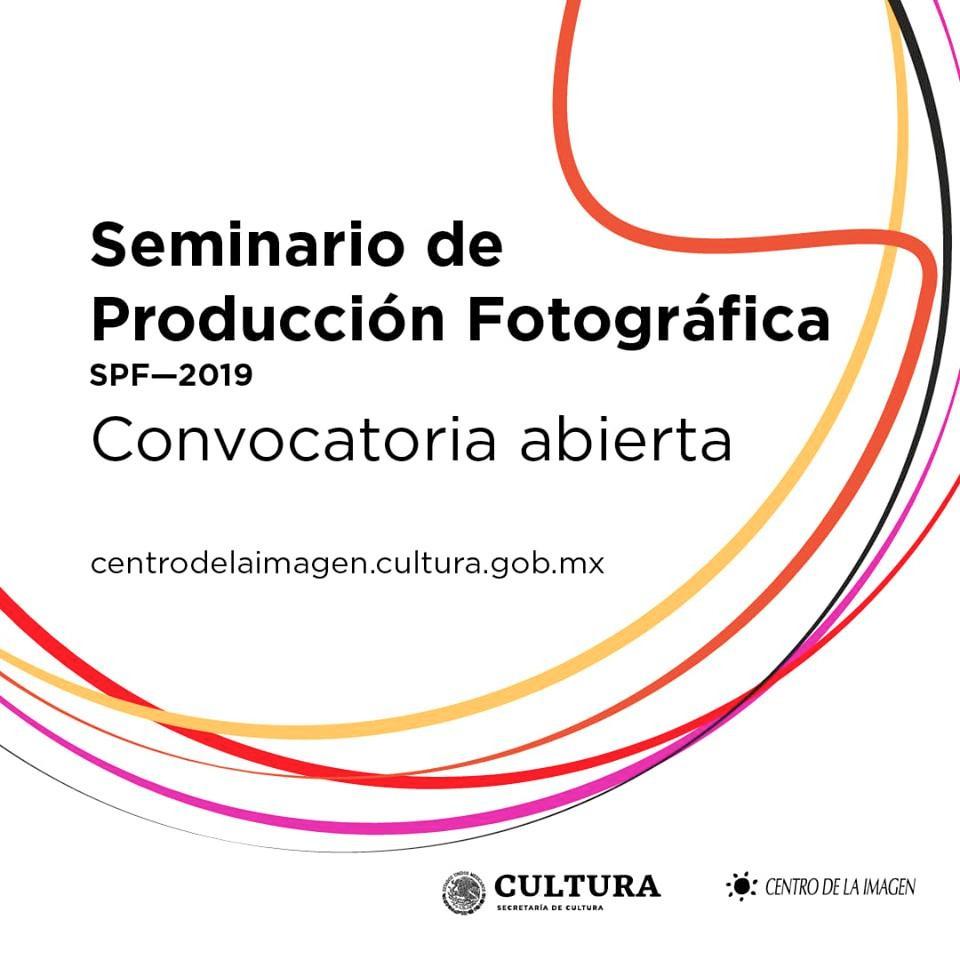 Convocatoria: Seminario de Producción Fotográfica 2019