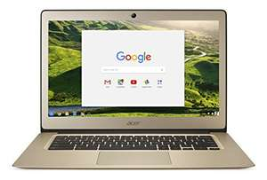 Amazon: Acer Chromebook (oferta relámpago)