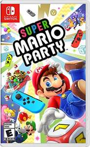 Amazon USA: Super Mario Party Nintendo Switch Digital Only