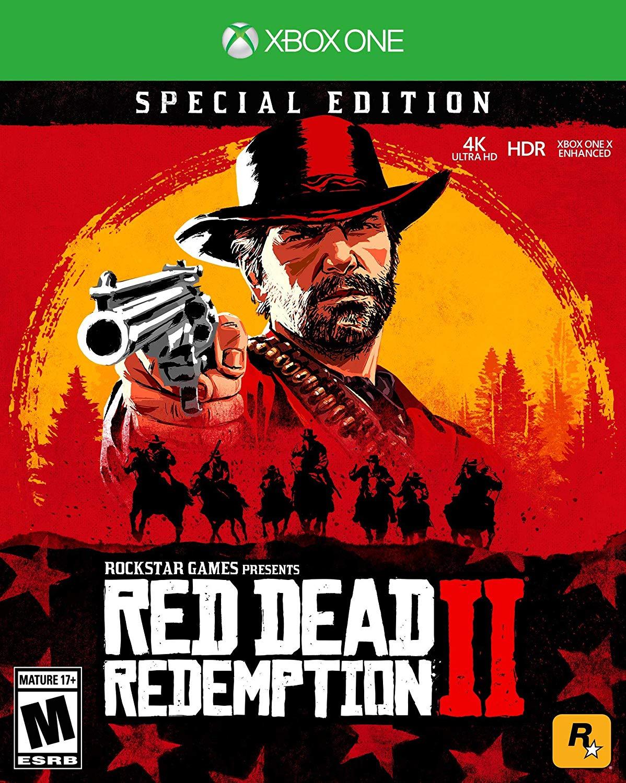 Amazon: Red Dead Redemption 2 [[[Special Edition]]] para Xbox One con Banorte