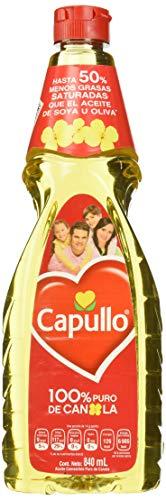 Amazon: Aceite capullo 840ml.