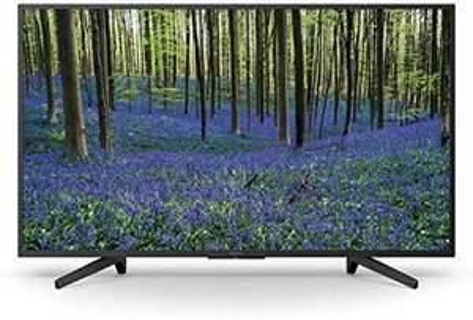 Amazon: Sony Pantalla 55X720F LED 4K Ultra HD con Alto rango dinámico (HDR), Smart TV con Banorte