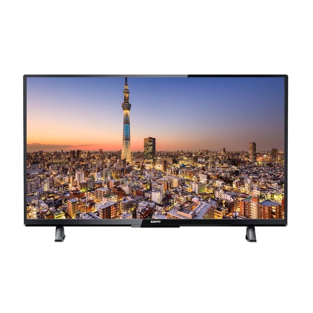Walmart:TV Sanyo 40 Pulgadas 1080p Full HD LED FW40D36F RF