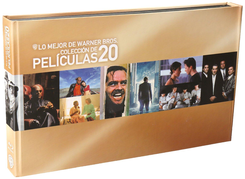 Amazon México: 20 Películas Favoritas (Aniversario 90 Años) [Blu-ray] $799