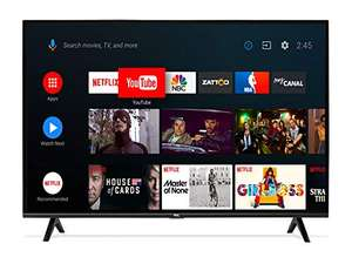 """amazon: pantalla TCL 40"""" modelo 2019 android tv pagando con banorte"""