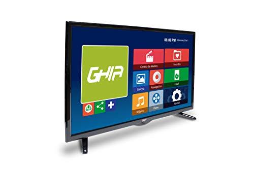 Amazon: Smart tv Ghia 43 pulgadas Full Hd