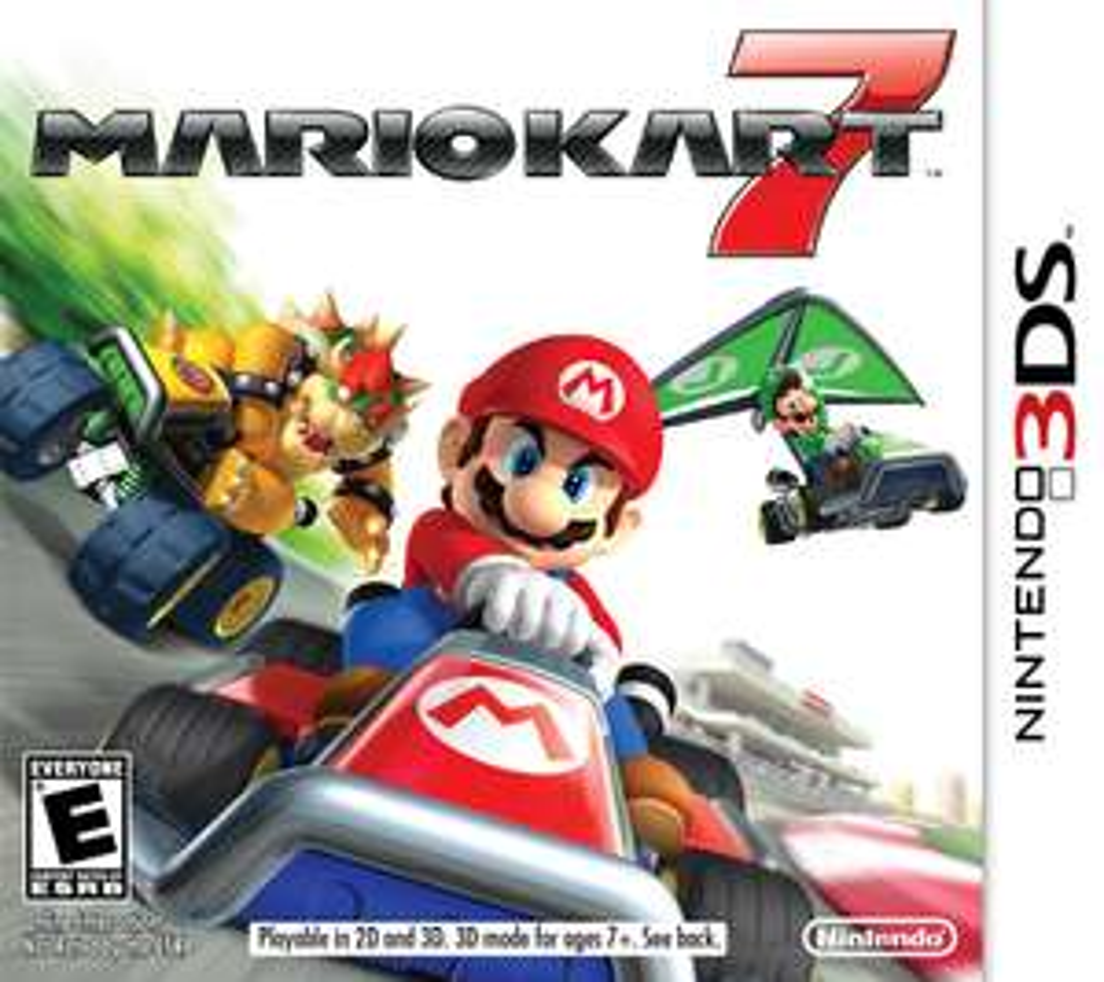 Gamedealdaily: Mario Kart 7 17.50 dólares (digital)