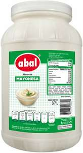 Amazon:Abal Aderezo de Mayonesa, 3.7 L