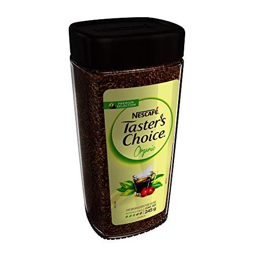 Amazon Prime: SOLO MIEMBROS PRIME Nescafé Taster's Choice Café Soluble Orgánico, 245 gramos