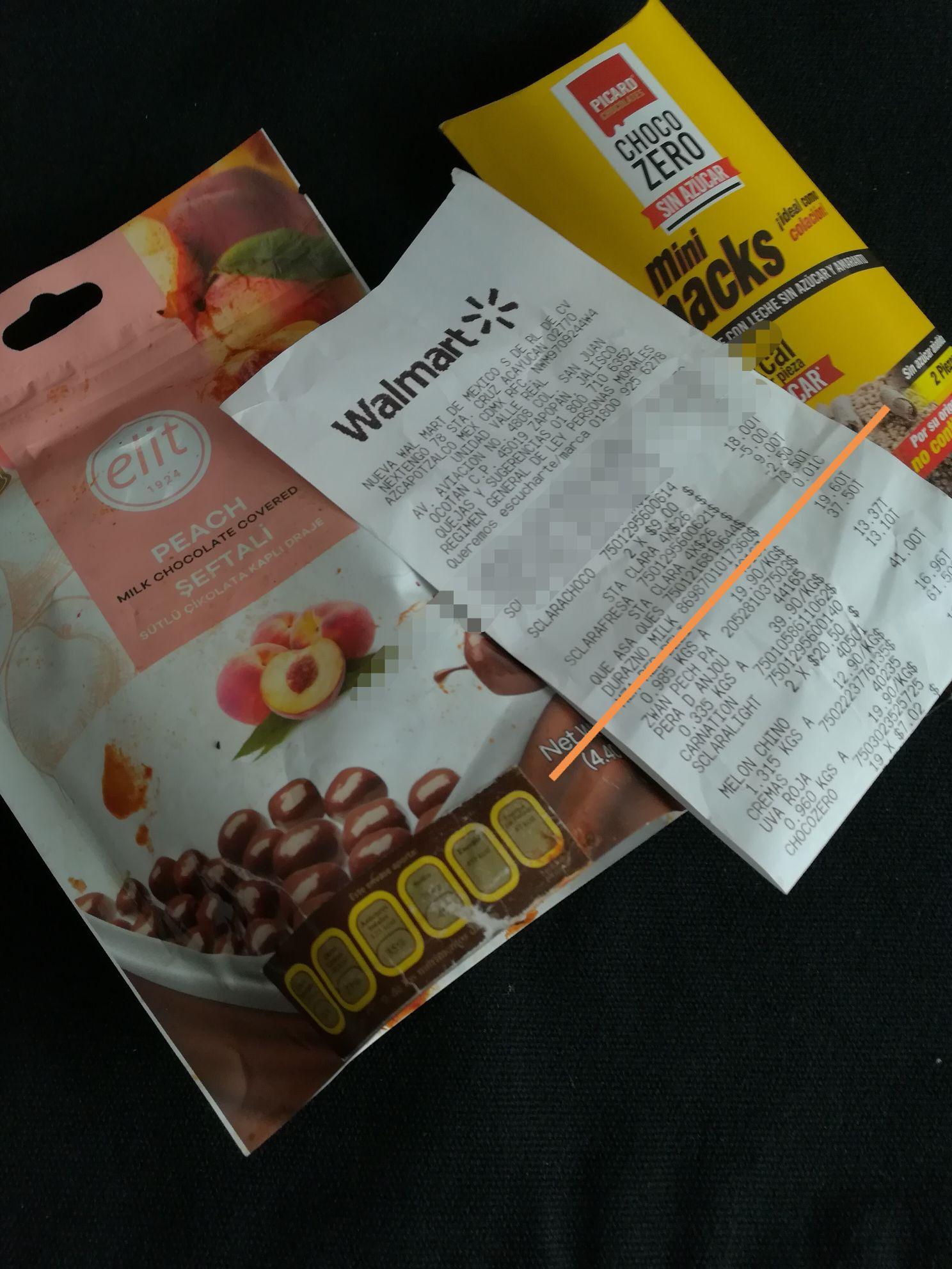 Walmart : Chocolate Elite $0.01, Chocozero$7.02