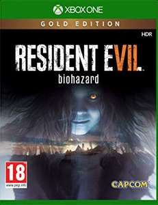 Microsoft Store: Resident Evil 7 Gold Edition para Xbox One / PC