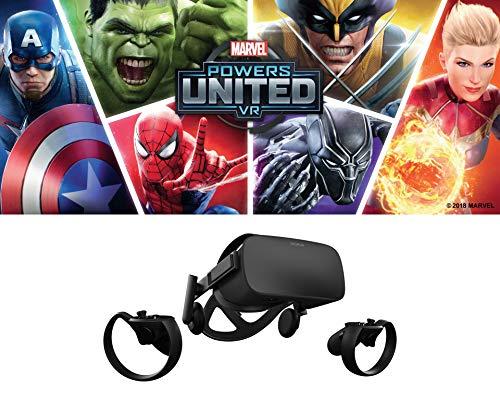 Amazon: Oculus Marvel Powers United VR Edición especial Rift Touch Con Banamex
