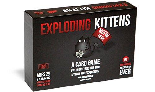Amazon: Exploding Kittens (Gatitos explosivos)