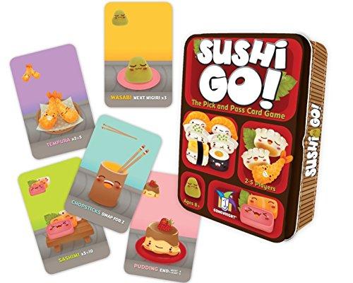 AMAZON: Sushi GO! (juego de mesa)