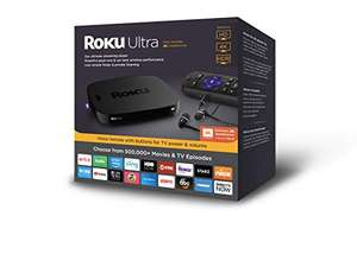 Amazon: ROKU Ultra - Reproductor de transmisión de 4 K/HDR/HD