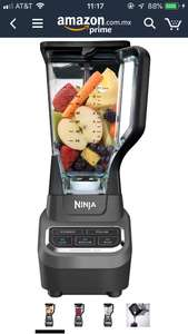 Amazon: Ninja Professional BL610  - 1000 Watts