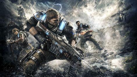 G2A: Gears of War 4 para Xbox y Windows 10