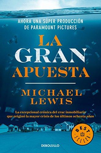 """Amazon: Libro físico """"La Gran Apuesta"""""""
