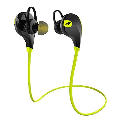 Amazon relámpago: Audífonos Bluetooth Deportivos con Micrófono, Resistentes a Sudor
