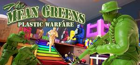 Steam: The Mean Greens - Plastic Warfare