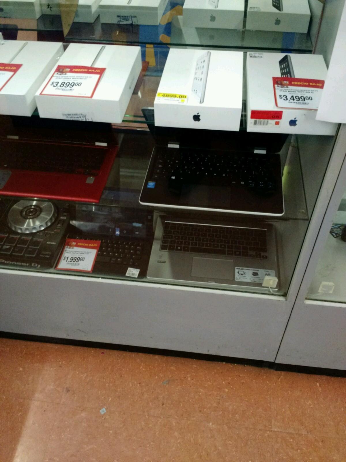 Walmart: iPad Mini 3 WiFi de 16GB a $3,899