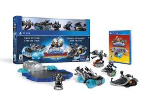 Amazon México: Skylanders Superchargers Dark Edition,  Starter Packard para PS4 $642