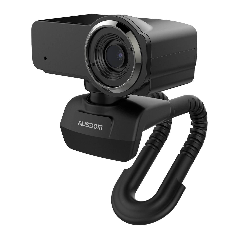 Ausdom: Cámara web de streaming AUSDOM AW635 1080P para OBS Skype YouTube 205₱
