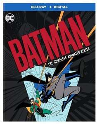 Amazon MX - Batman: The Complete Animated Series (Blu-ray)