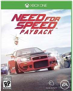 Amazon: Need for speed payback para Xbox One