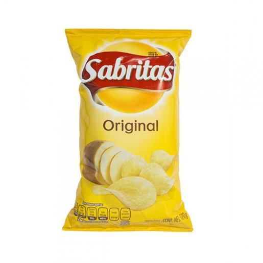 Bodega Aurerra: Sabritas original (saladas) 170 gramos