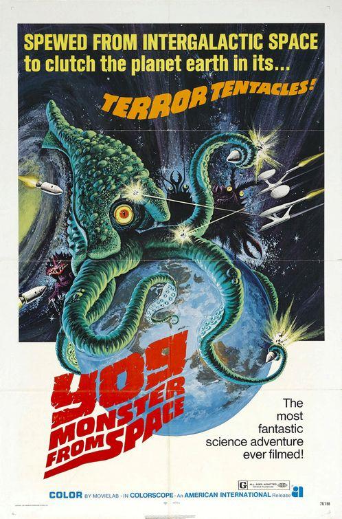 Película YOG: SPACE AMOEBA (1971) para Streaming GRATUITO, cortesía de Internet Archive.
