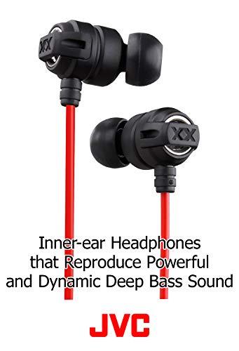 Amazon: Audífonos in-ear JVC HAFX1X Audífono Xtreme-Xplosivs
