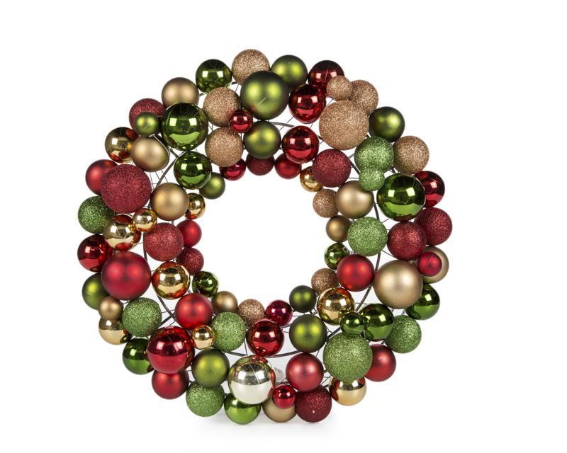 Coppel tienda en línea: corona navideña, cintas para decoración y mas
