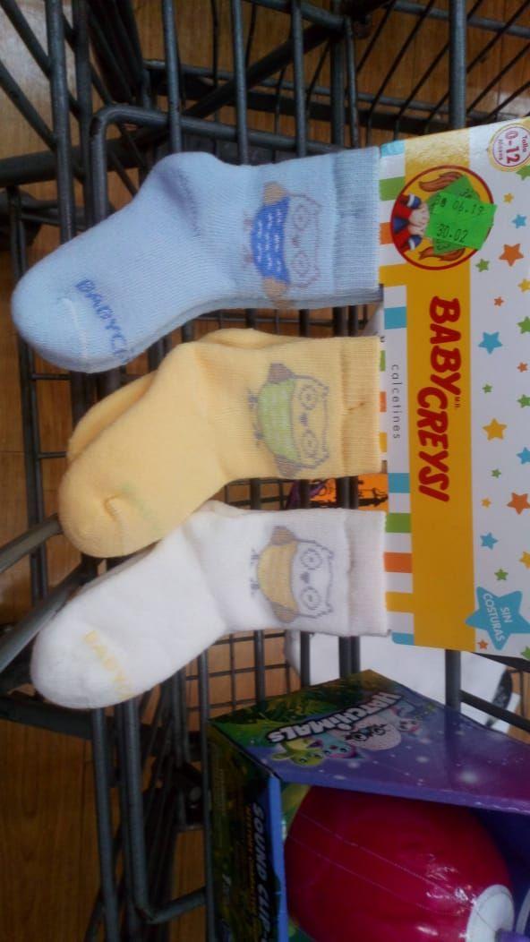 Walmart calcetas de bb