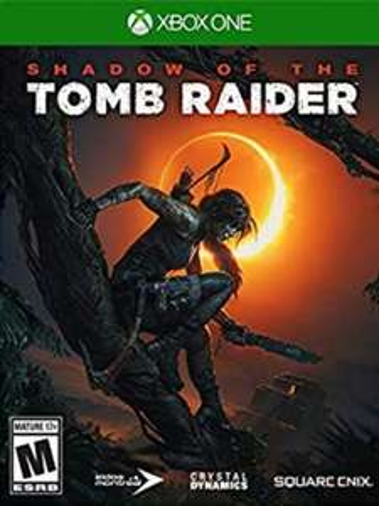 Amazon: shadow of the Tomb Raider xbox one