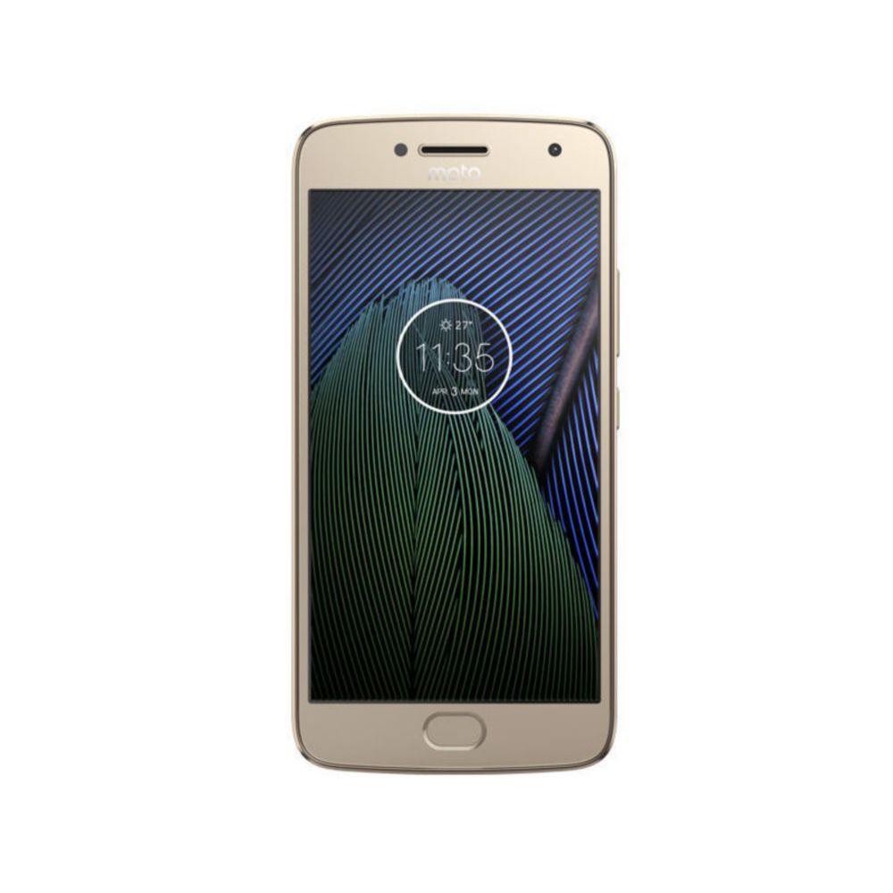 Elektra: Motorola G5 Plus 32 GB Telcel R9 - Dorado