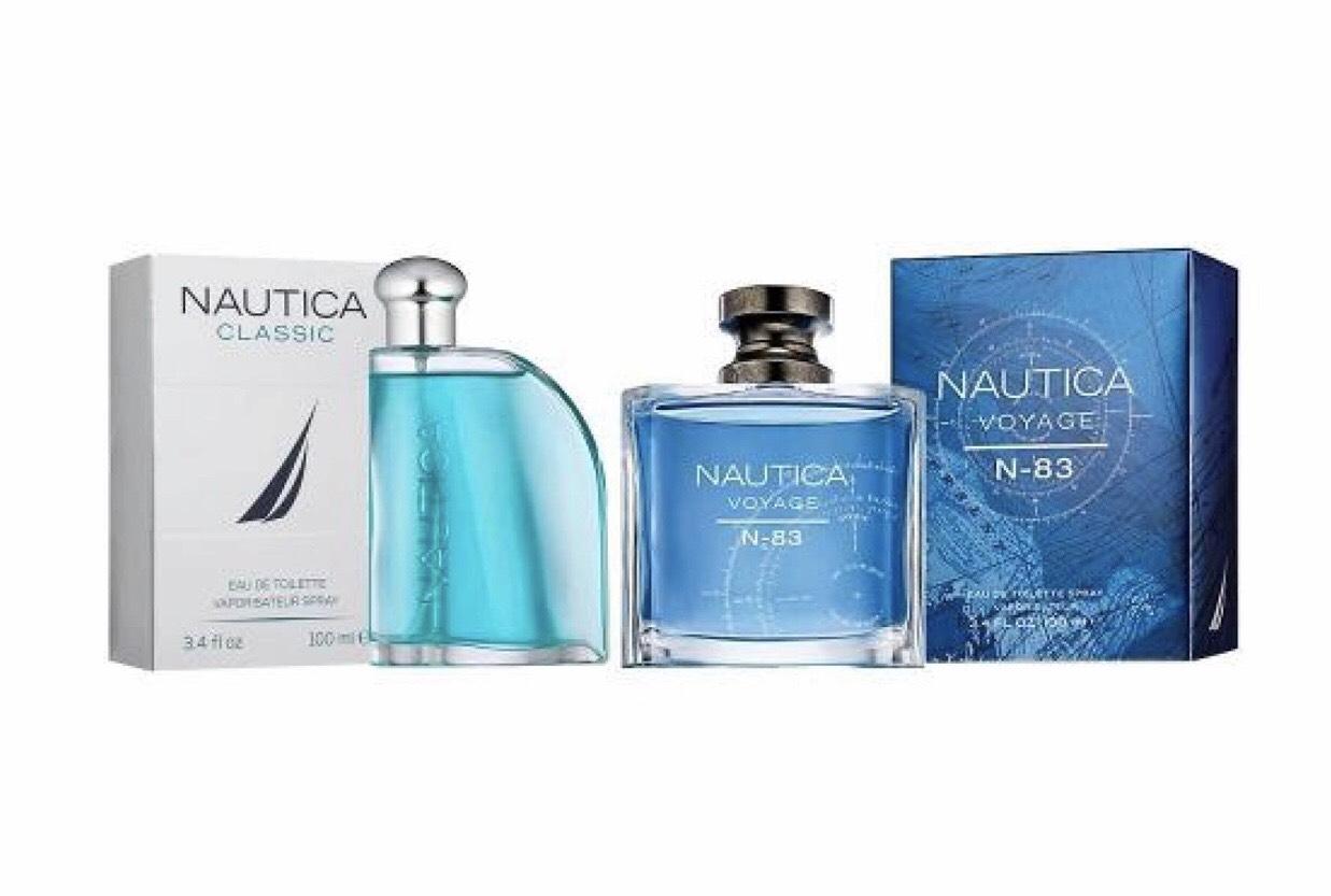 Claro Shop: Perfumes Náutica caballero 2 x $599
