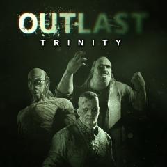 Playstation Store: Outlast Trinity (Outlast 1, Outlast 2, Outlast Whistleblower)