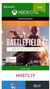 Cdkeys: Battlefield 1 Revolution 1942 para Xbox One