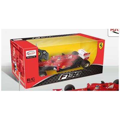 Elektra: auto de control remoto Ferrari F1 Auto RC