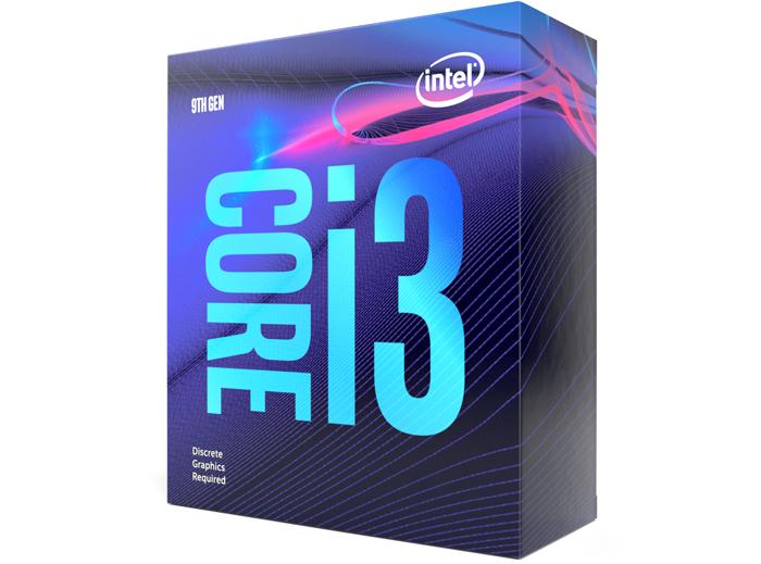 dimercom: intel core I3 9100F