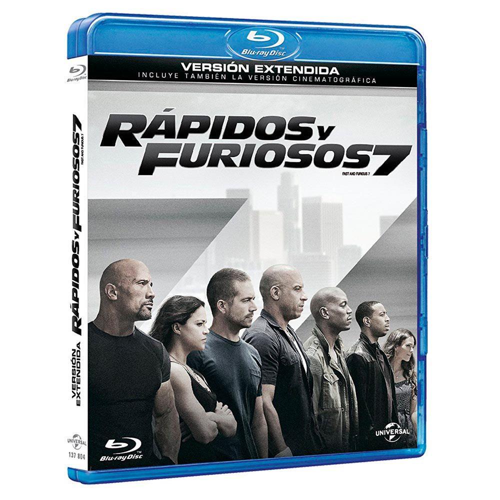 Elektra: Rápidos Y Furiosos 7 Blu ray