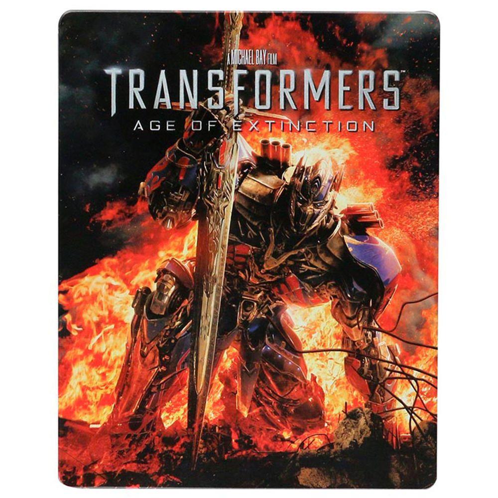 Elektra: Transformers: La Era De La Extinción Blu ray