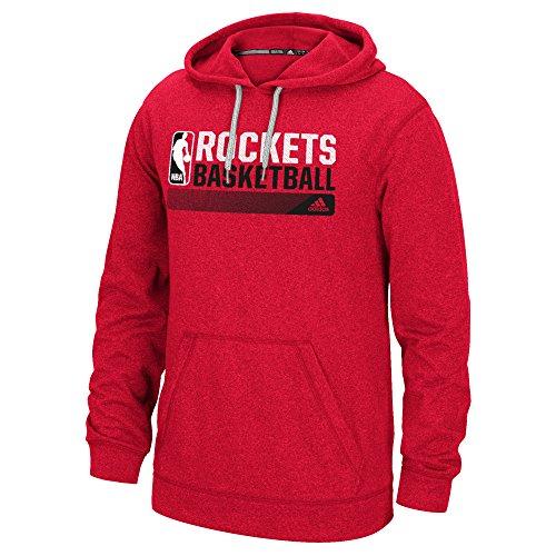 Amazon: Sudadera Adidas XL Houston Rockets